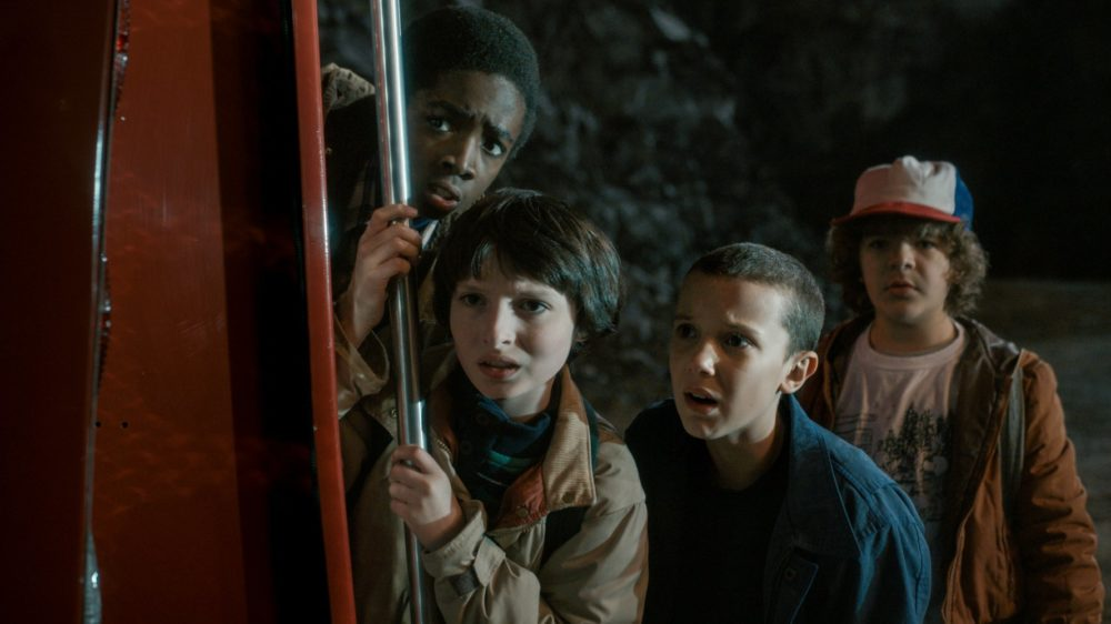 "Spotify looks a whole lot like the Upside Down, thanks to this ""Stranger Things"" feature"
