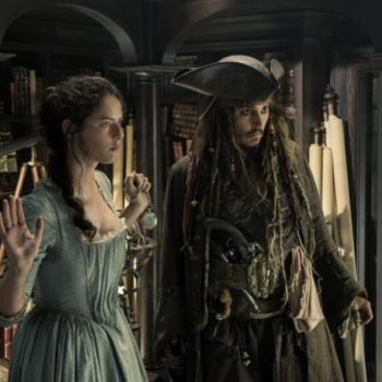 "Filming ""Pirates of the Caribbean: Dead Men Tell No Tales"" was like a family vacation, and we're so sad we weren't invited along"