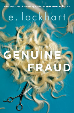 Picture of Genuine Fraud Book