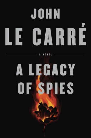 Picture of A Legacy of Spies Book
