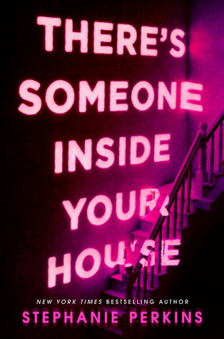 Picture of There's Someone Inside Your House Book