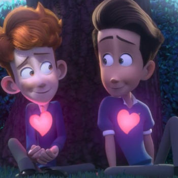 This animated short film about a boy falling for the guy of his dreams will hit you in the feels