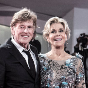 "Jane Fonda said that she ""lives for sex scenes"" with Robert Redford and opened up about sex in her 70s"
