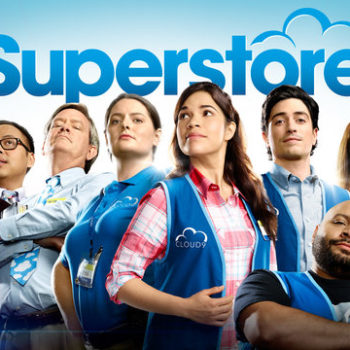 """The """"Superstore"""" cast and crew is raising money for Hurricane Harvey victims and challenging other shows to do the same"""