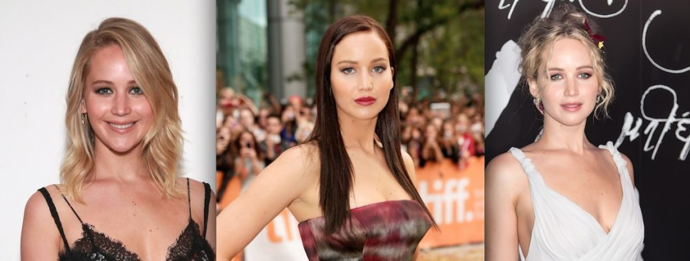 Jennifer Lawrence's all-time best hairstyles...so far