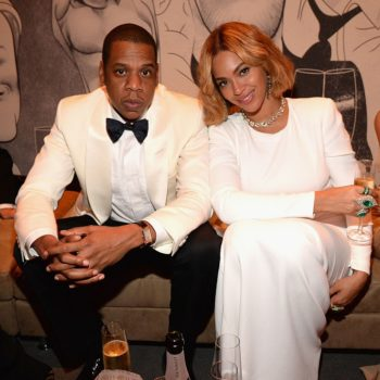 Jay-Z had a crowd serenade Beyoncé for her birthday