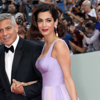 George Clooney revealed why he and Amal chose the names Ella and Alexander for their twins