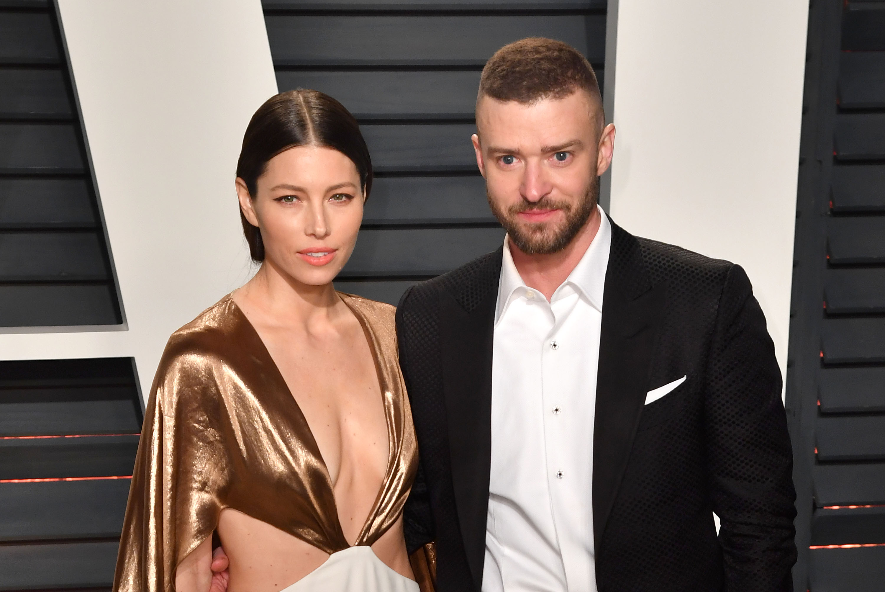Watch Jessica Biel just opened up about her emergency caesarean video