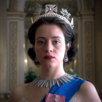 "Claire Foy of ""The Crown"" reveals what she thinks about the real queen watching her show"