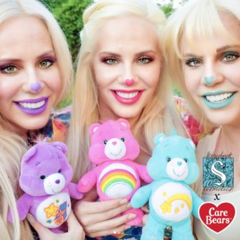 Storybook Cosmetics is teaming up with Care Bears on a *beary* cute makeup collection