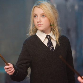 "Here's the one thing Evanna Lynch wishes she could've done as Luna Lovegood in the ""Harry Potter"" films"