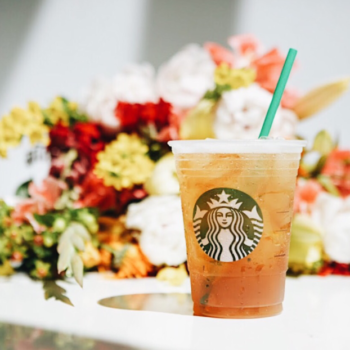 We've got some Starbucks news that will rain on your pumpkin-spice parade