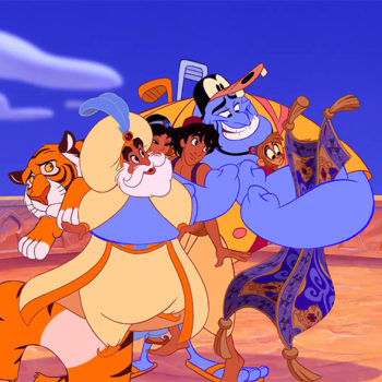 "25 years later, the team behind ""Aladdin"" remember Robin Williams' iconic performance as Genie"