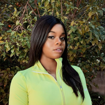 Gabby Douglas is a lot more relatable than you think