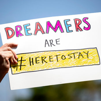 So, there's an insane economic cost to ending the DACA program