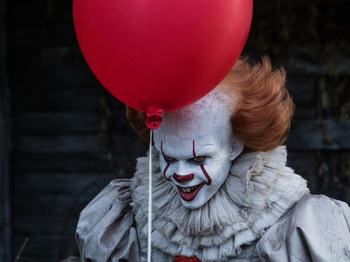 Burger King flame-grills McDonald's with clever advertisement during 'IT' movie