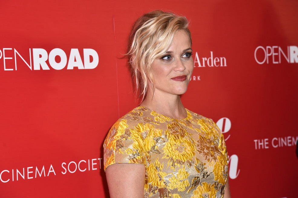 Reese Witherspoon revealed her date for the Emmys, and it's not who we expected