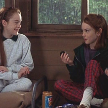 """Because you've always wondered, here's the origin story behind peanut butter and Oreos in """"The Parent Trap"""""""