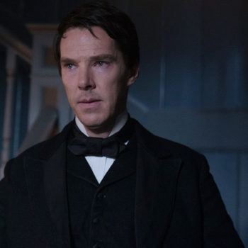 "Benedict Cumberbatch lights up the screen as Thomas Edison in the first trailer for ""The Current War"""