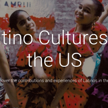 Google just launched a huge digital archive on Latin culture for Hispanic Heritage Month