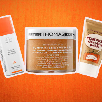 17 pumpkin-infused beauty products that are better than a PSL