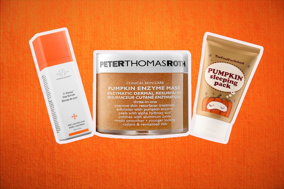 17 pumpkin-themed beauty products to shop, because we love our pumpkin spice lattes that much
