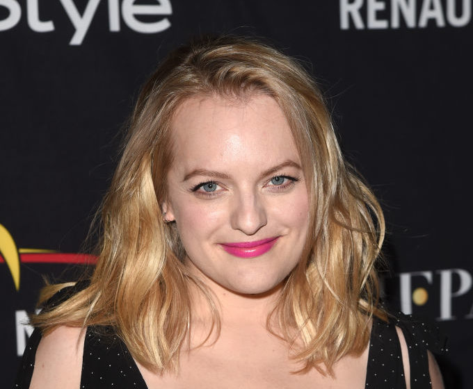 "Elisabeth Moss said she's ""never said no"" to anything she's seen in a script, and we're impressed"