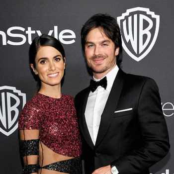 Nikki Reed says Ian Somerhalder flushed her birth control pills and, uh, that's unnecessary