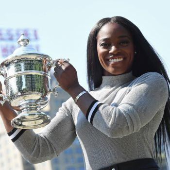Sloane Stephens freaking out over her U.S. Open winnings is the most hilarious, relatable thing