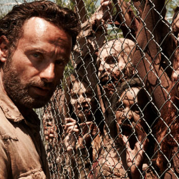 11% of Britons have a zombie apocalypse strategy — you know, just in case