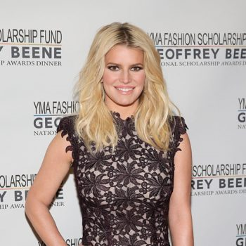 Jessica Simpson shared a pic of her son's first haircut, and he looks so handsome