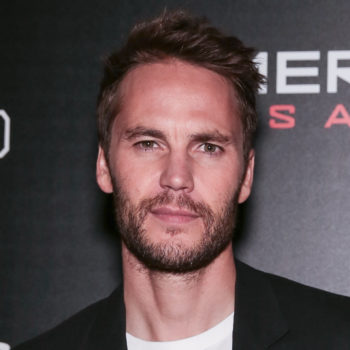 Taylor Kitsch opened up about once being homeless and sleeping on the subway