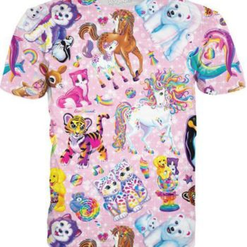 11 Lisa Frank tops you need to add to your closet right now