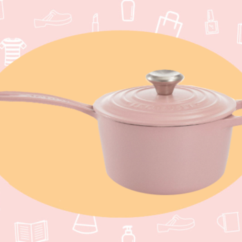 WANT/NEED: A millennial pink Le Creuset pot, and more stuff you'll want to buy