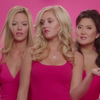 "The first promo for the ""Mean Girls"" musical is finally here, and it's so fetch"