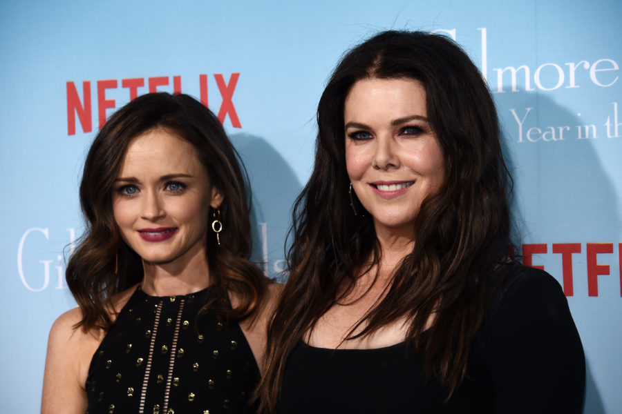 Lauren Graham posted the sweetest message about Alexis Bledel's Emmy win