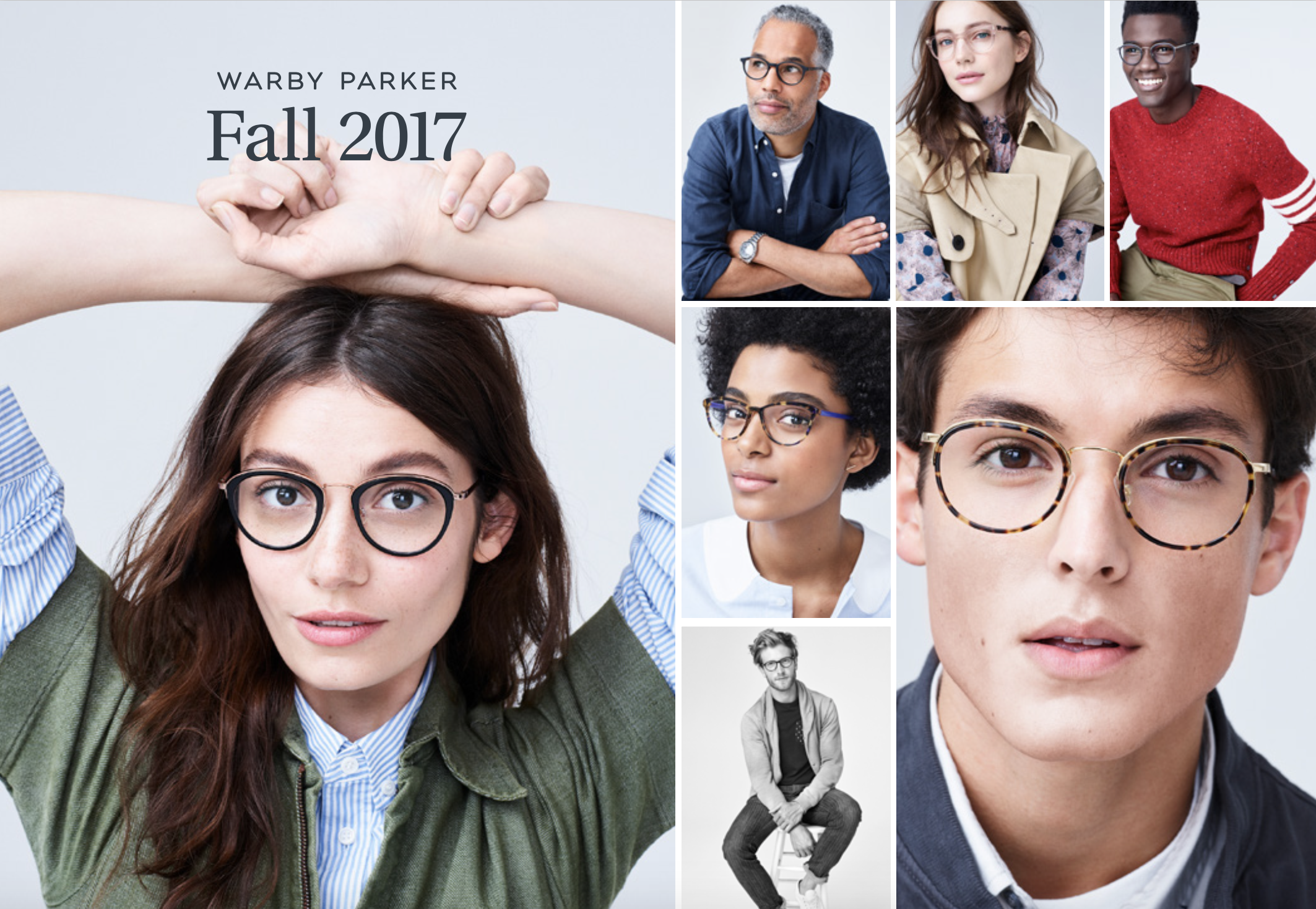 114e1d9d40a Warby Parker s new fall collection will make you want to throw away your  contacts - HelloGiggles