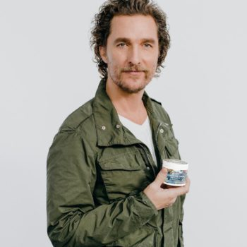 Matthew McConaughey and Kiehl's are teaming up to spread the word about autism
