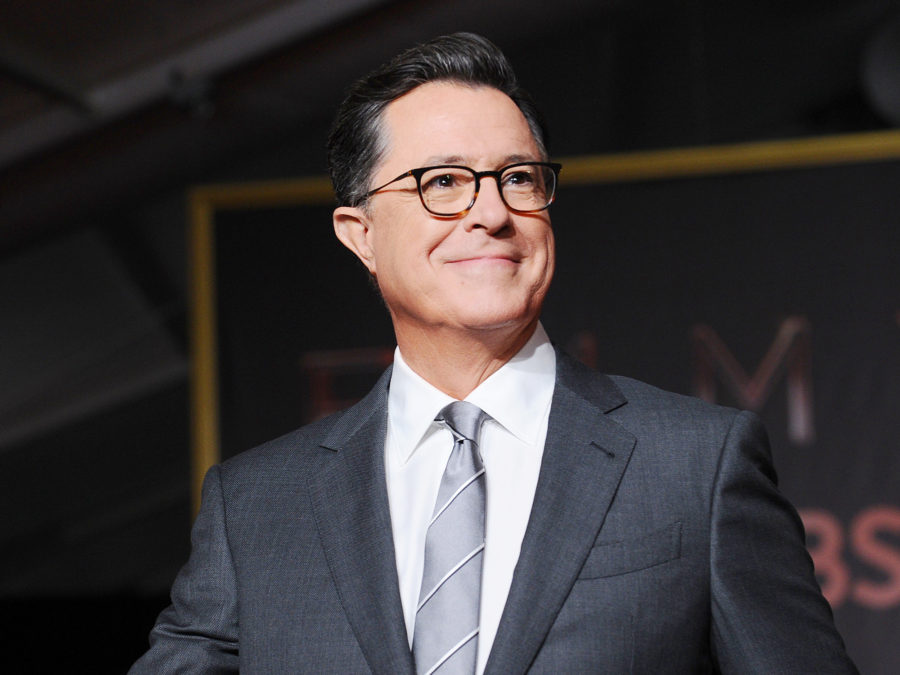 Stephen Colbert wants to have an open bar at the Emmys for people who don't win