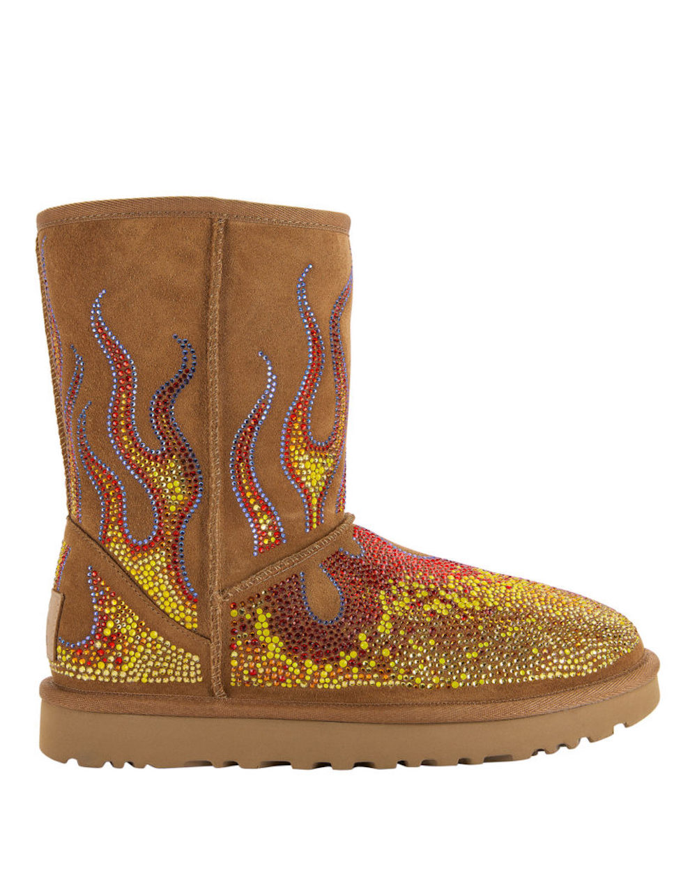 c34b30a1d649 The Ugg x Jeremy Scott shoe capsule collection was made for Guy ...