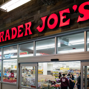Twitter noticed something very bizarre about every Trader Joe's product