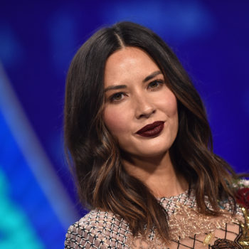 Olivia Munn clapped back in the best way after fans accused her of throwing shade at ex Aaron Rodgers