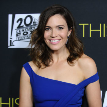 """Mandy Moore is not a fan of the nostalgic hair accessories she wore in """"The Princess Diaries"""""""