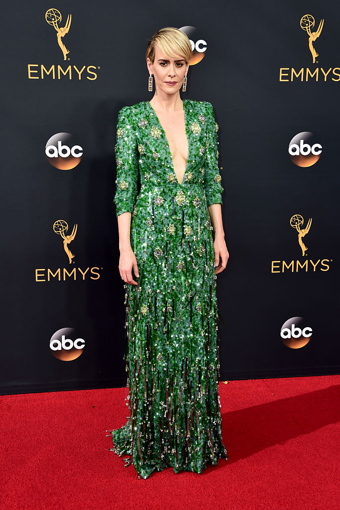 17 Best Emmys Red Carpet Dresses Of All Time Hellogiggles
