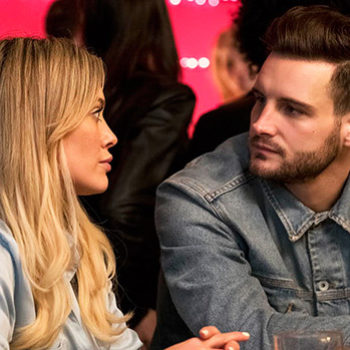 """Younger"" star Nico Tortorella defends his belief in polyamory"