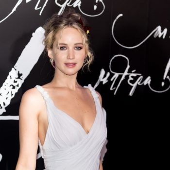 Jennifer Lawrence admitted that she recently got into an actual bar fight