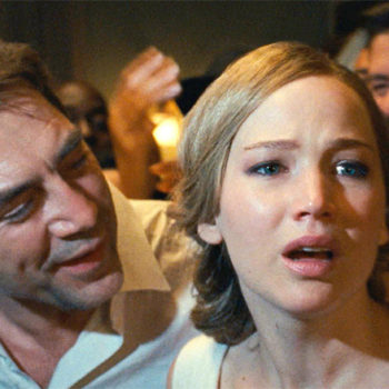 """Here's what """"Mother!"""" director Darren Aronofsky has to say about that F CinemaScore"""
