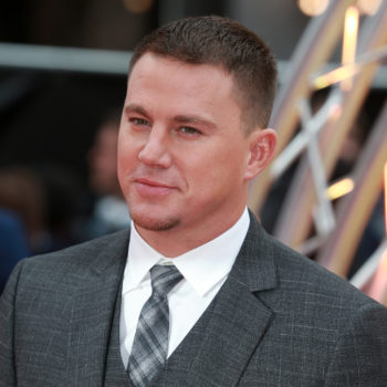"Halle Berry dared Channing Tatum to dress like a princess and sing ""Let It Go,"" and he *went* for it"