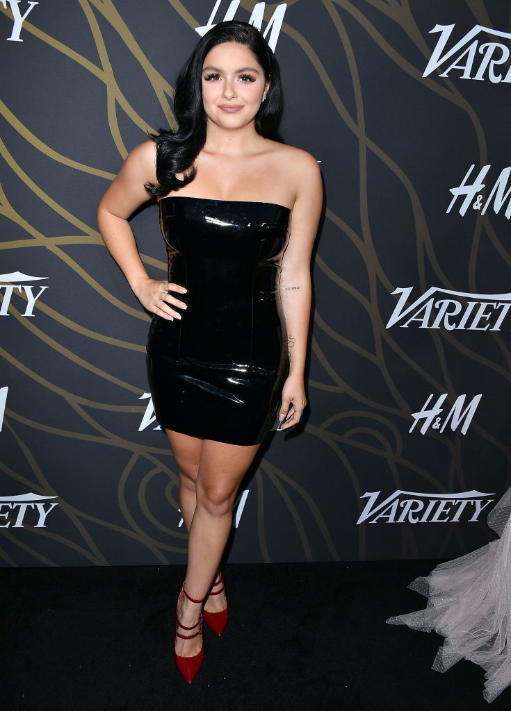 Ariel Winter Is A Fan Of This Brand S Dresses And They Re