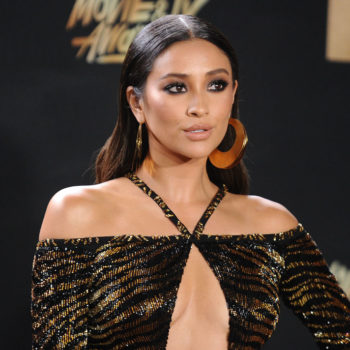 """Shay Mitchell says her new TV show is a lot like """"Pretty Little Liars,"""" and we're ready to watch"""